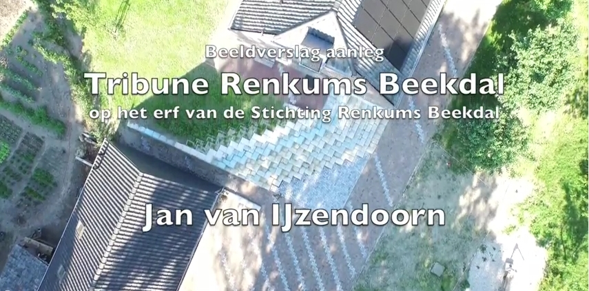 Film: Tribune infocentrum Renkums Beekdal