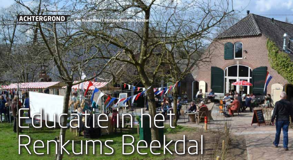 Educatie in het Renkums Beekdal